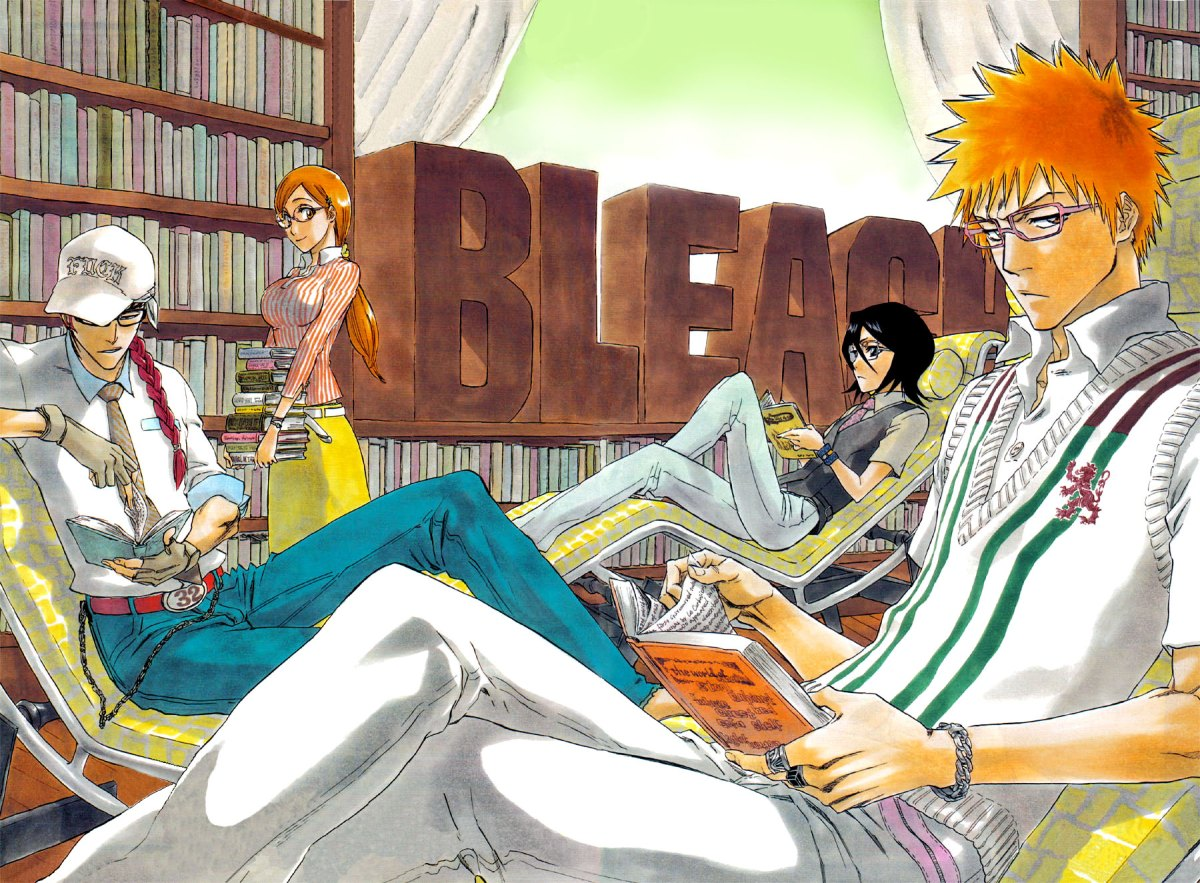 Featured image for Reader's Corner: Unwanted Undead Adventurer, Love Me Love Me Not, and the Return of Bleach