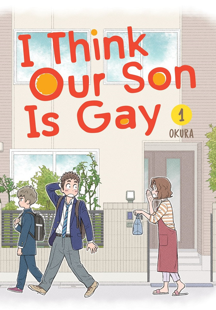 Featured image for I Think Our Son Is Gay Volume 1 Review
