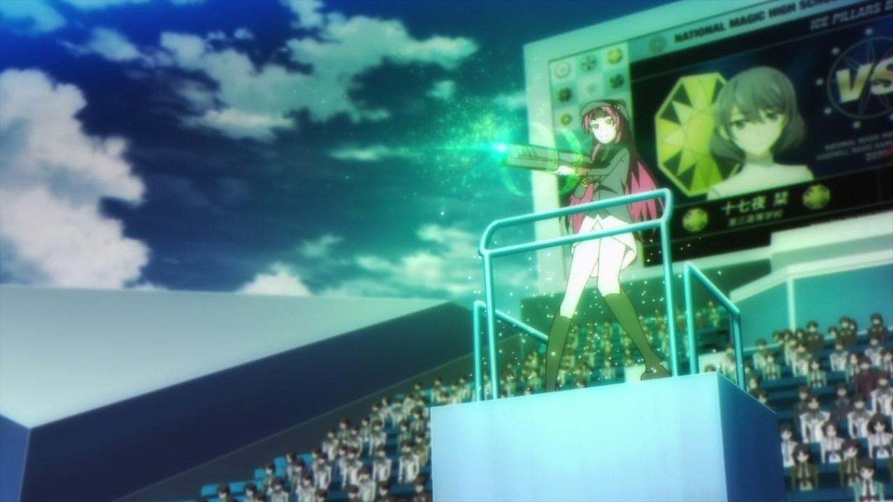 Featured image for Mahouka Koukou no Yuutousei Episode #09