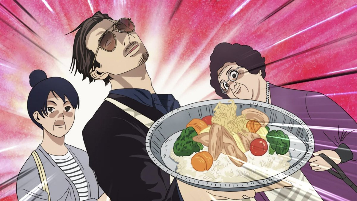 Featured image for Fragglepuss Anime Review 307: The Way of the Househusband / Gokushufudou