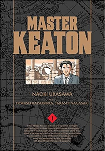 Featured image for Review: MASTER KEATON