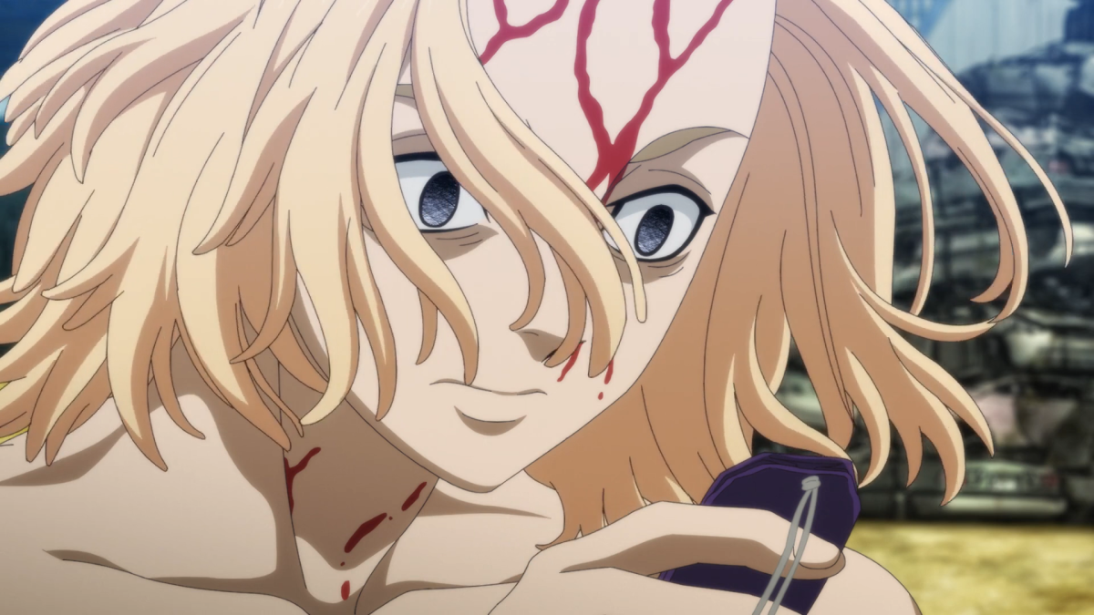 Featured image for Baji the Sacrificial Lamb – Tokyo Revengers Ep 21 Review