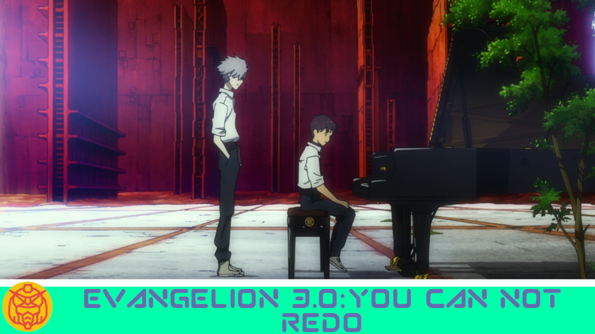 Featured image for Evangelion 3.0: You Can (Not) Redo: A Hard Reset