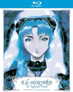 Featured image for El-Hazard: The Magnificent World OVA 1 + 2 Collection, Guest Review by Xan H
