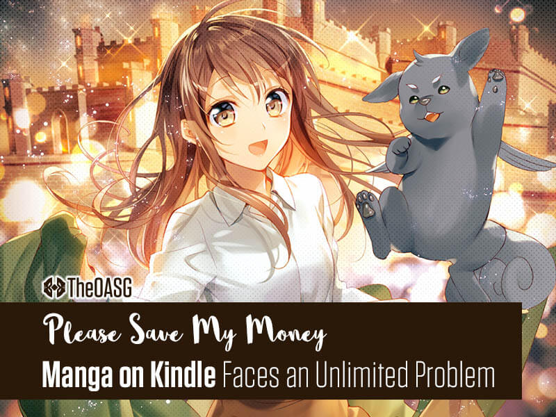 Featured image for Manga on Kindle Faces an Unlimited Problem
