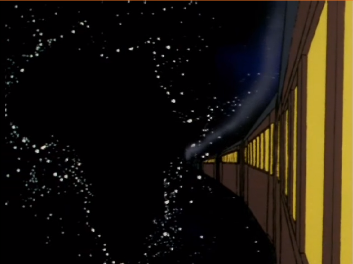 Featured image for Dark Africa, colonizers and Galaxy Express 999