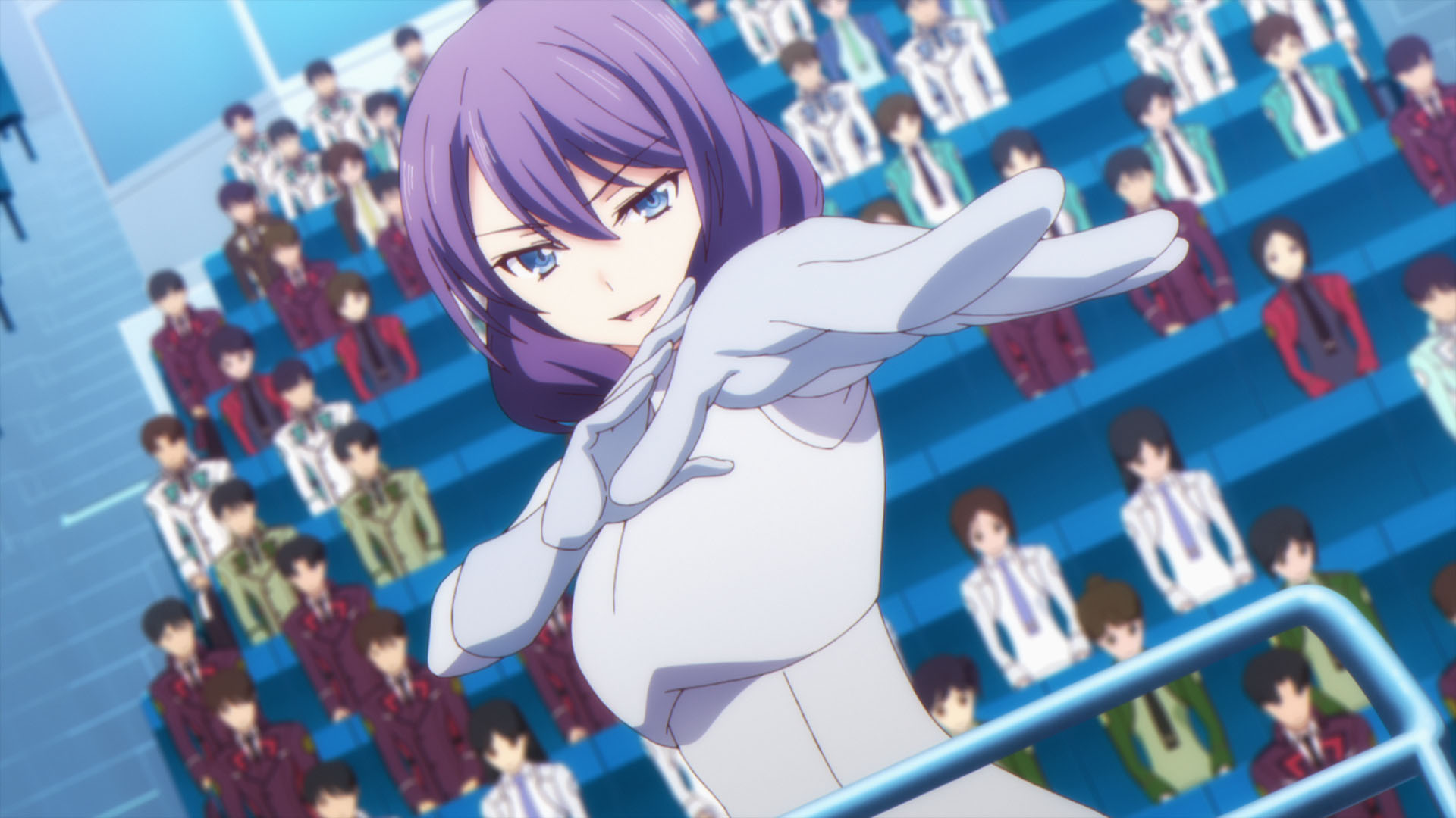 Featured image for Weekly Review — The Honor Student at Magic High School Episodes 9