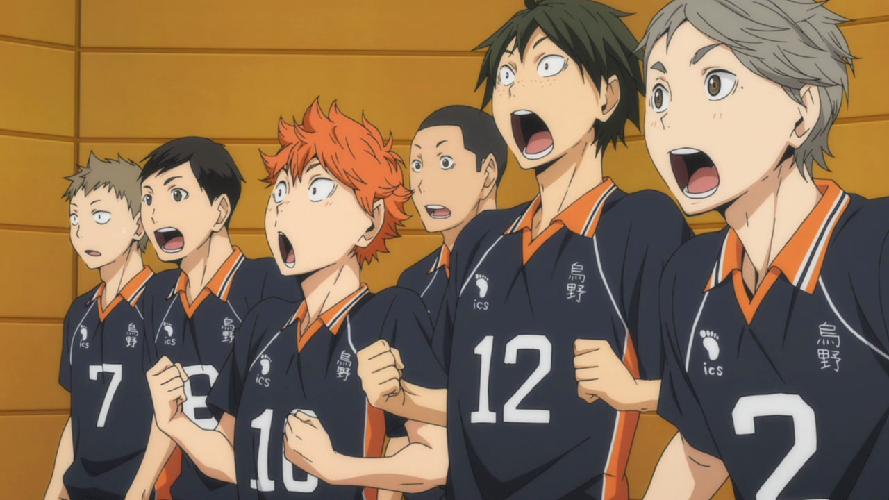 Featured image for How Haikyuu Does Character Growth on the Court