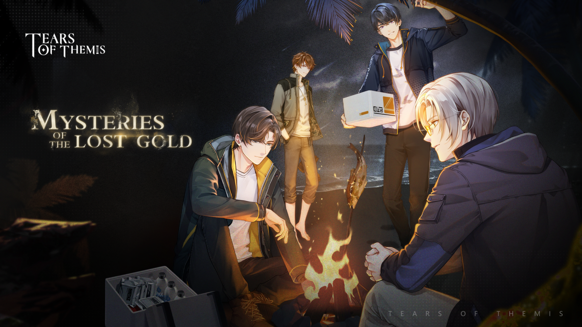 Featured image for Mysteries of the Lost Gold | Tears of Themis | Event Review