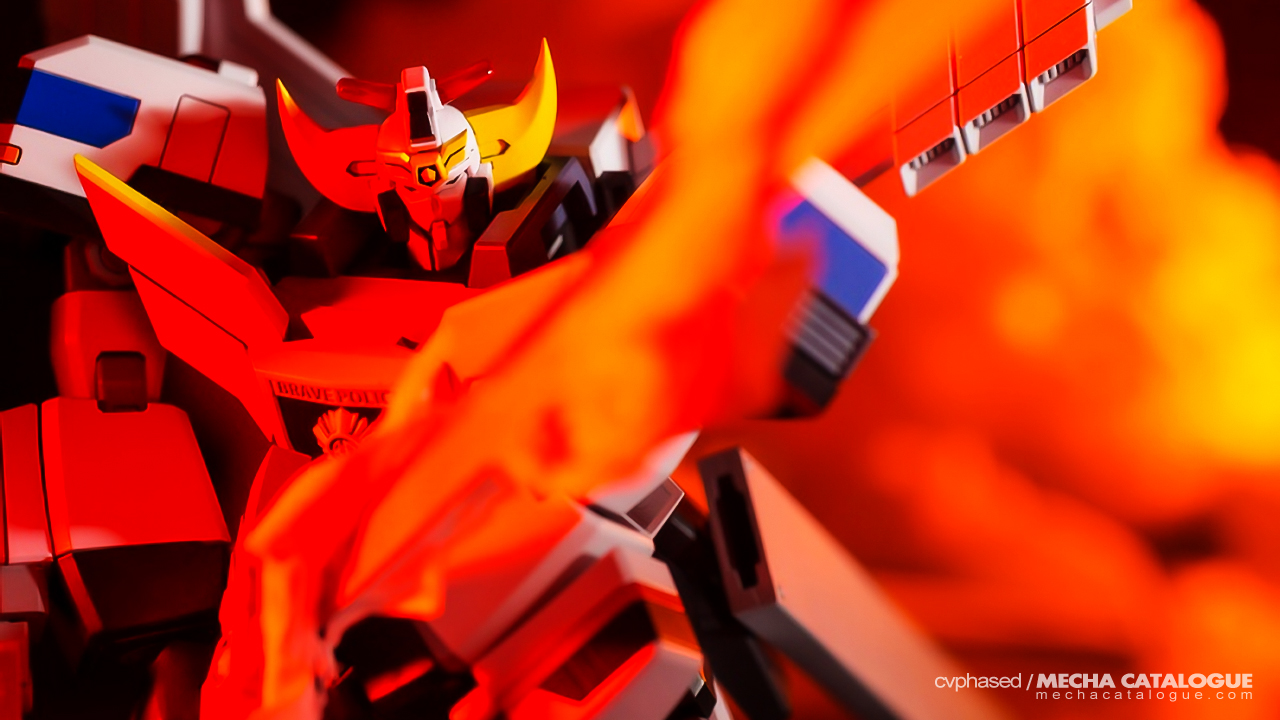 """Featured image for New Kotobukiya """"The Brave Fighter"""" Solicitations: Duke & Fire Parts"""