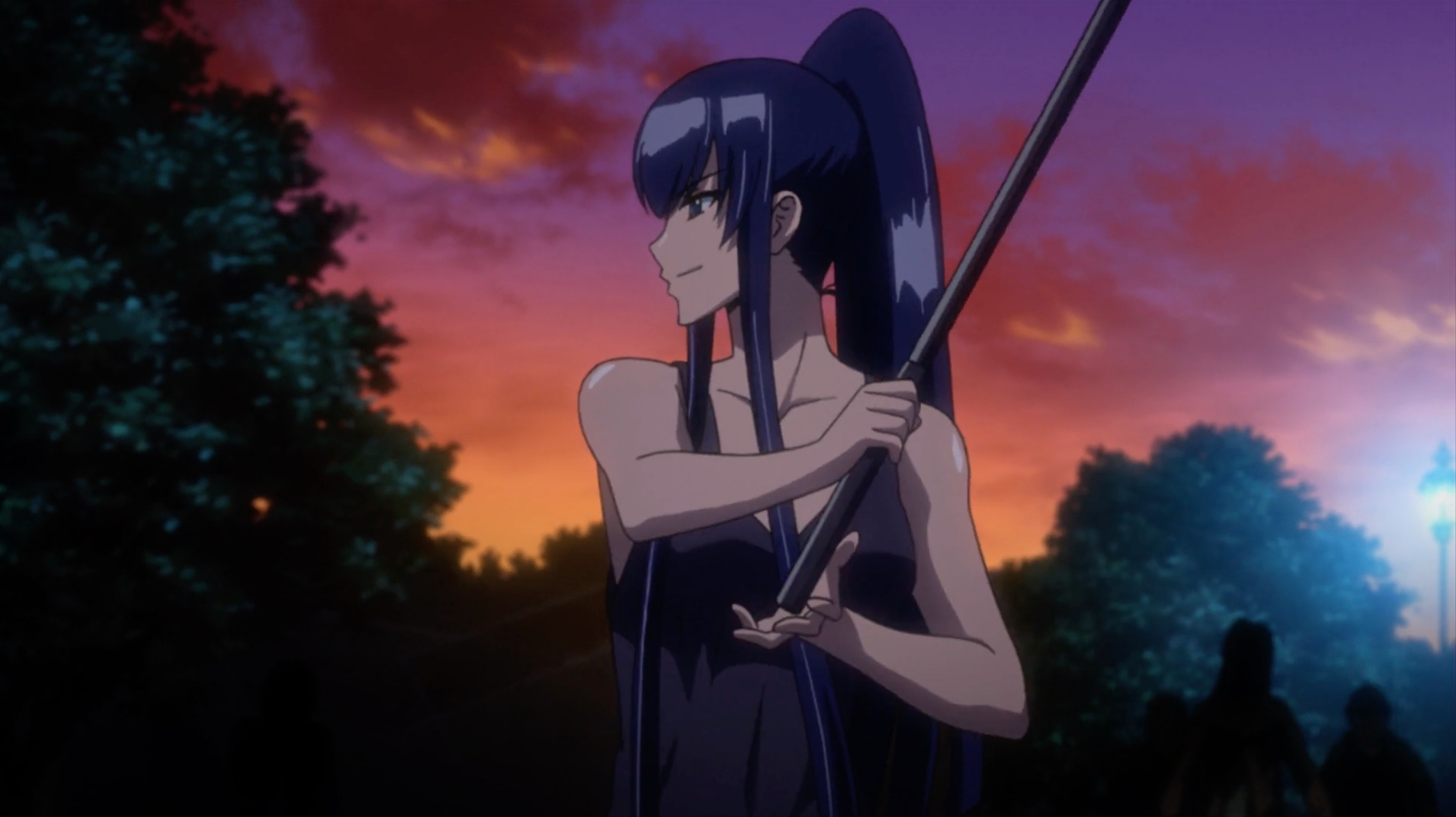 Featured image for High School of the Dead Episode 9 Review – Best In Show