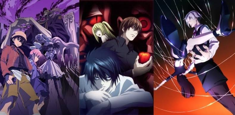 Featured image for EPIC PSYCHOLOGICAL ANIME THAT ARE 'THOUGHT PROVOKING'
