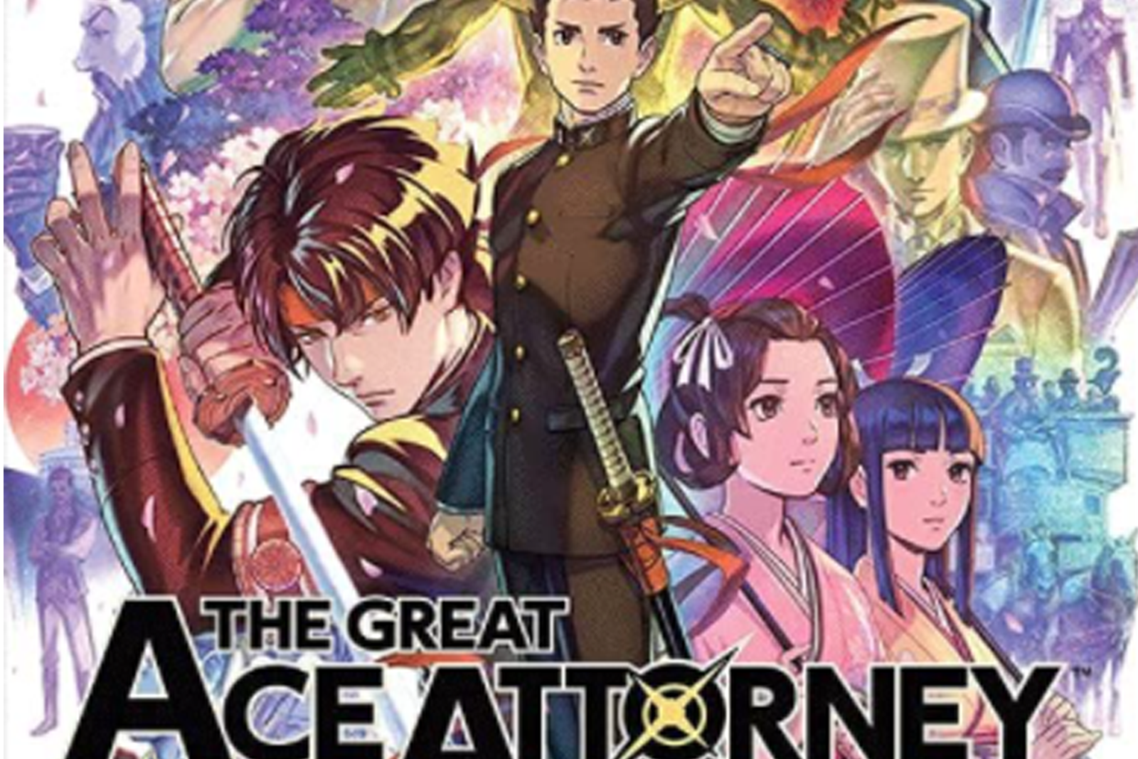 Featured image for Great Ace Attorney Chronicles (Part 1 of 2): I MISSED THIS SERIES SO MUCH