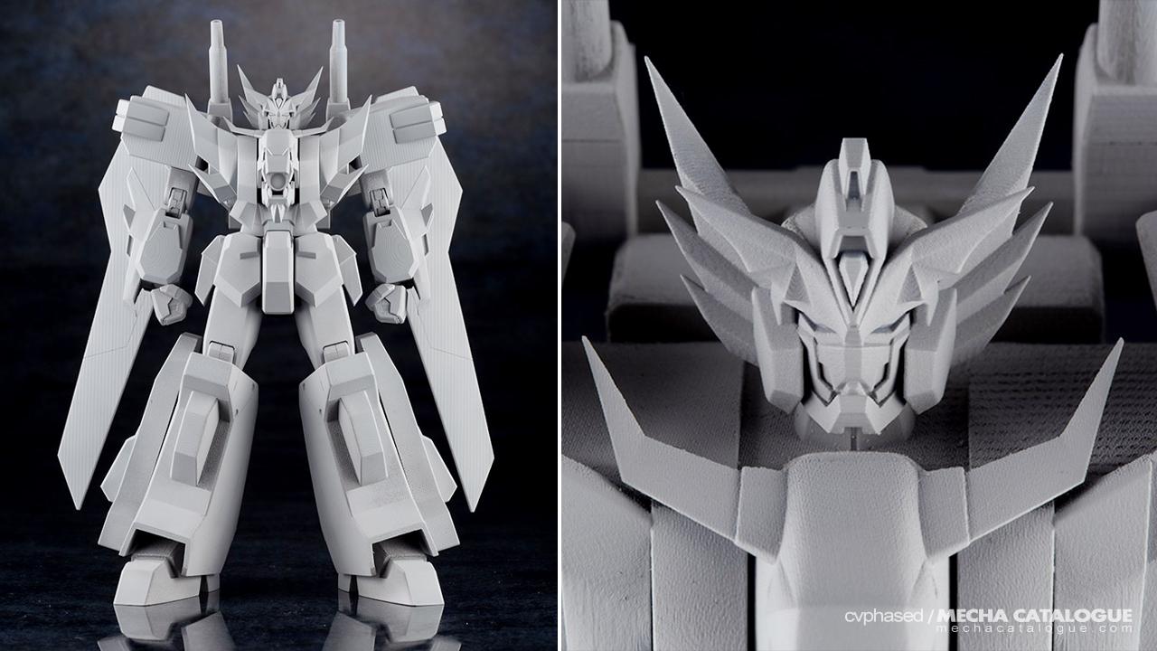 "Featured image for New Kotobukiya ""The Brave Fighter"" Reveals: Baan Gaan, Da Garn-X, and Dino Geist"
