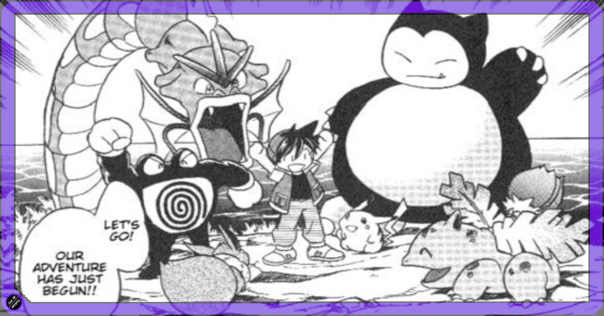 Featured image for Pokemon Adventures is Pretty Cool (Gen 1)