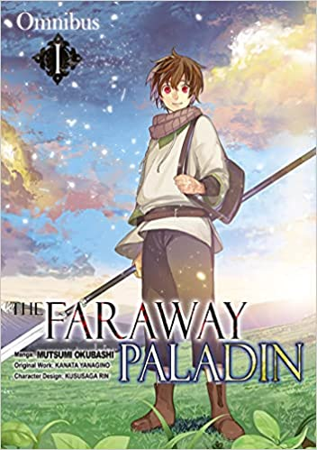 Featured image for The Faraway Paladin Omnibus Vol 1 Review