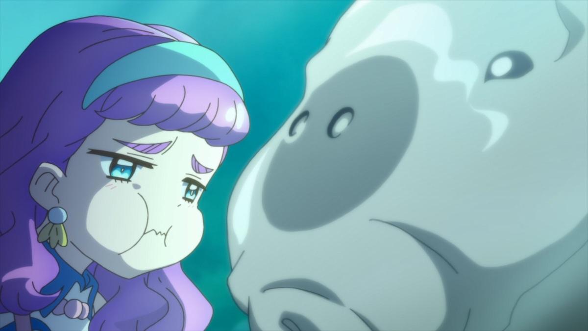 Featured image for Tropical-Rouge! PreCure Episode 27: Aquarium Night Tour