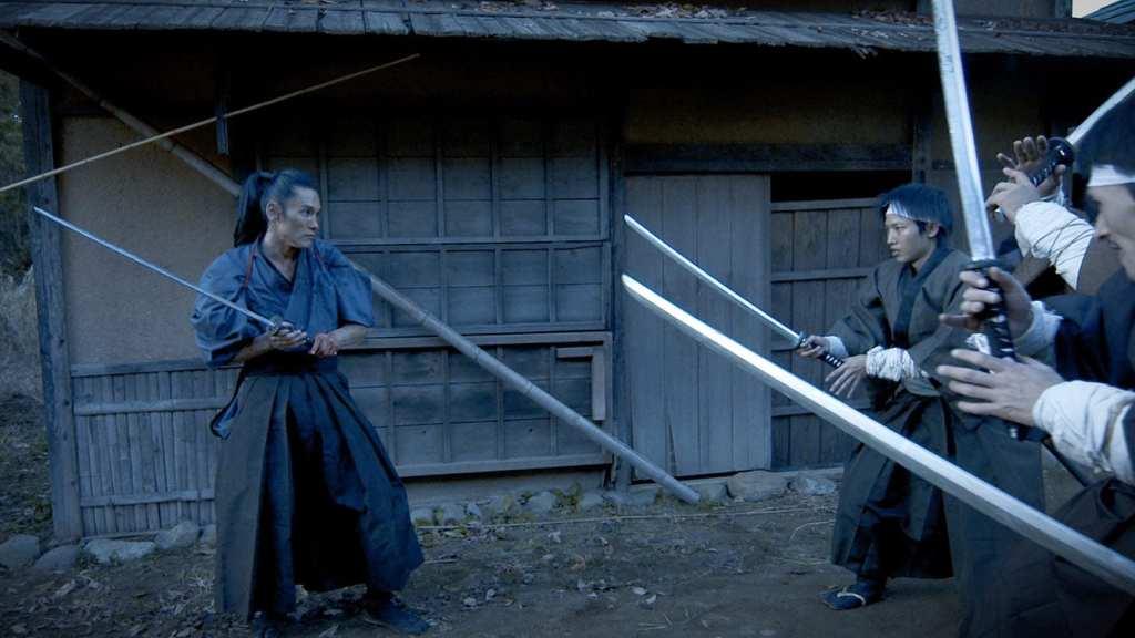 Featured image for Crazy Samurai: 400 vs 1 (2020) by Yuji Shimomura