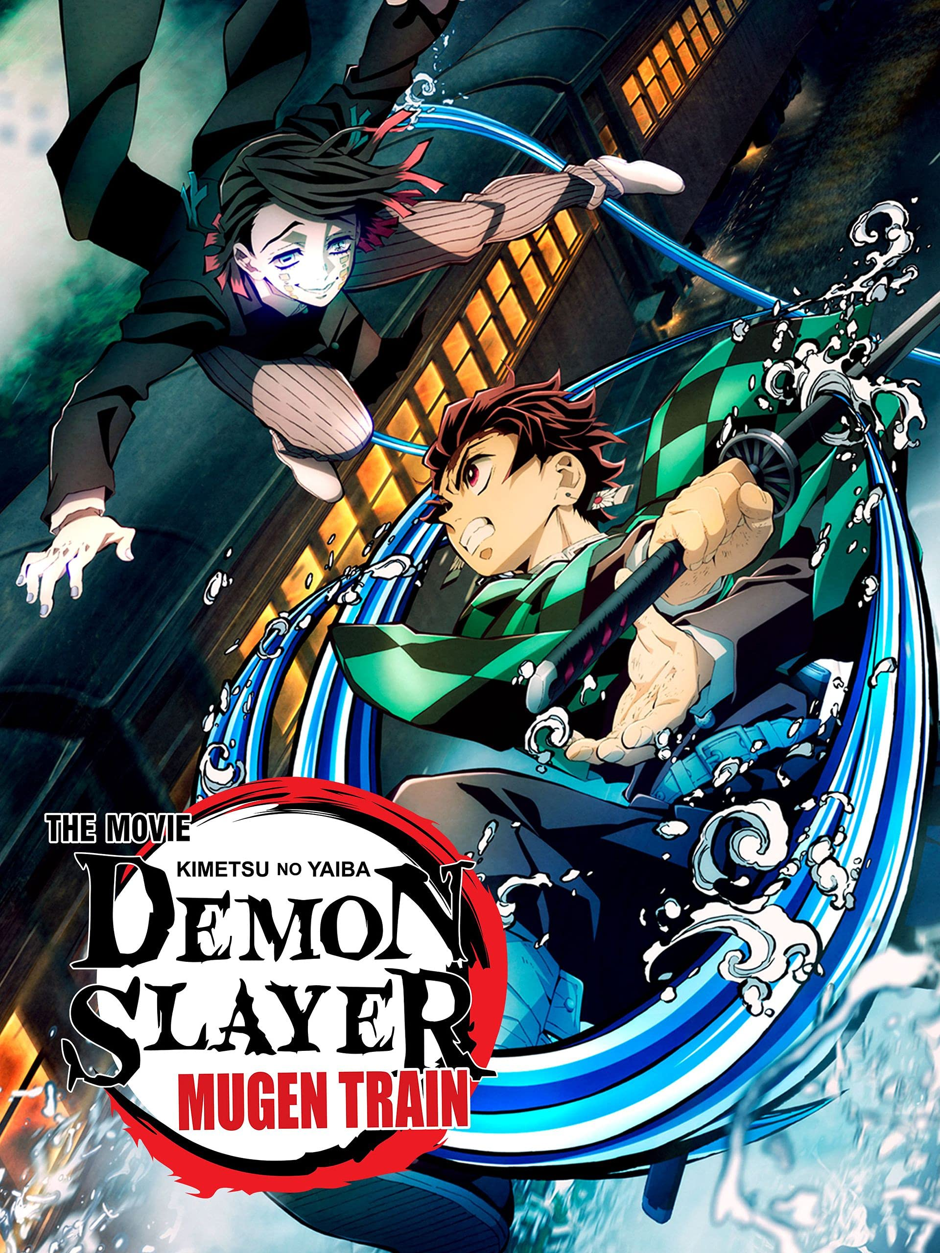 Featured image for Demon Slayer the Movie-Mugen Train: All Aboard?!