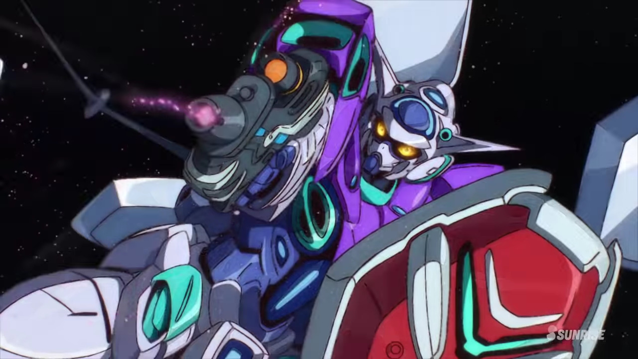Featured image for Standing in a Whirl of Confusion—Gundam Reconguista in G Part II: Bellri's Fierce Charge
