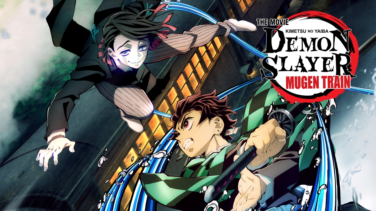 Featured image for Anime Review: Demon Slayer the Movie: Mugen Train