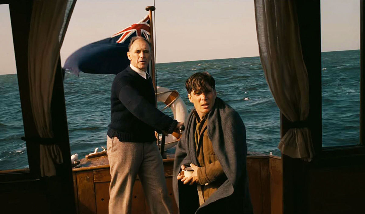 Featured image for Dunkirk – Why Can't I Love You?