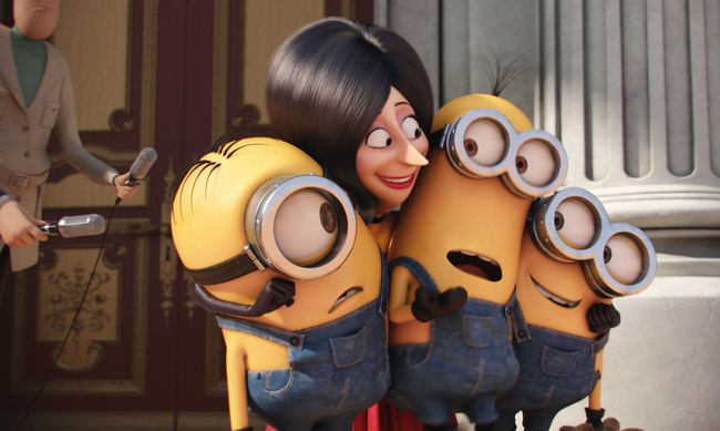 Featured image for Minions – It is Just Minions