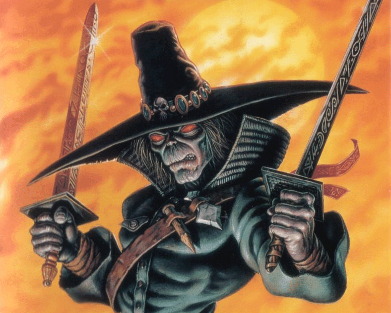 Featured image for Obscusion B-Side: The Surprisingly (If Fitting) Perpetual Life of Chakan: The Forever Man in Print