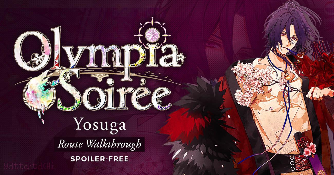 Featured image for Olympia Soirée – Yosuga Walkthrough
