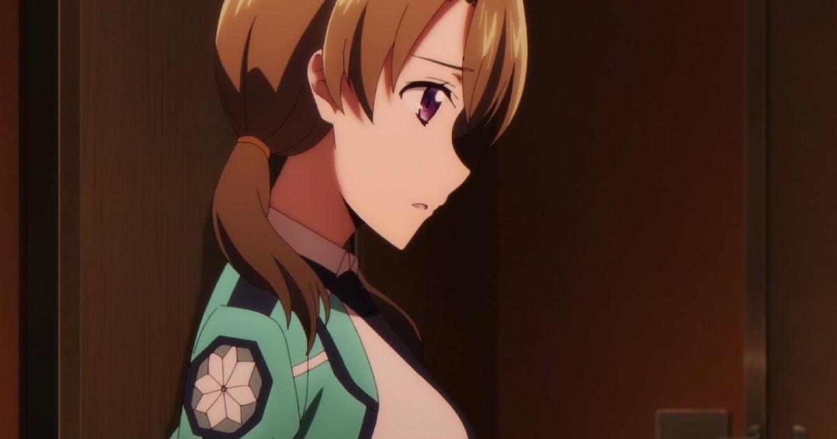 Featured image for Mahouka Koukou no Yuutousei - Episode 10 - Honoka Leans Against Door