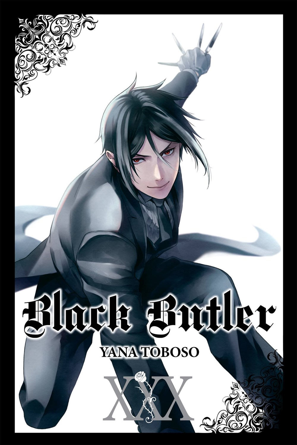 Featured image for Black Butler Volume 30 Review