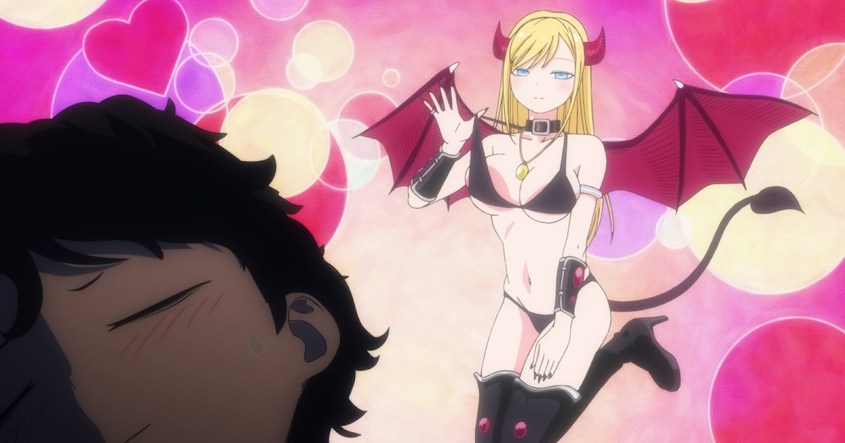 Featured image for Shinigami Bocchan to Kuro Maid - Episode 10 - Alice Succubus
