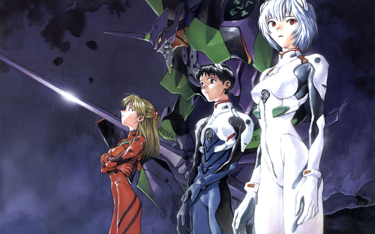 Featured image for Anime Review 50 Neon Genesis Evangelion (Redux)