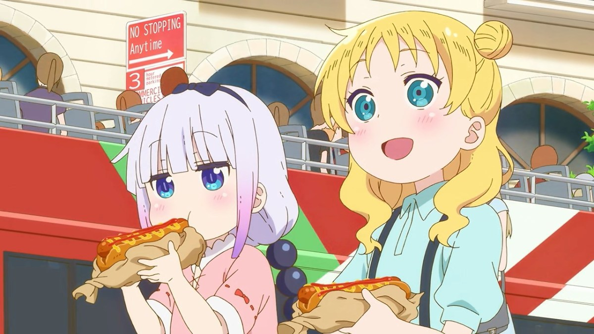 Featured image for Miss Kobayashi's Dragon Maid S Episode 10: Kanna in the Big(ger) City