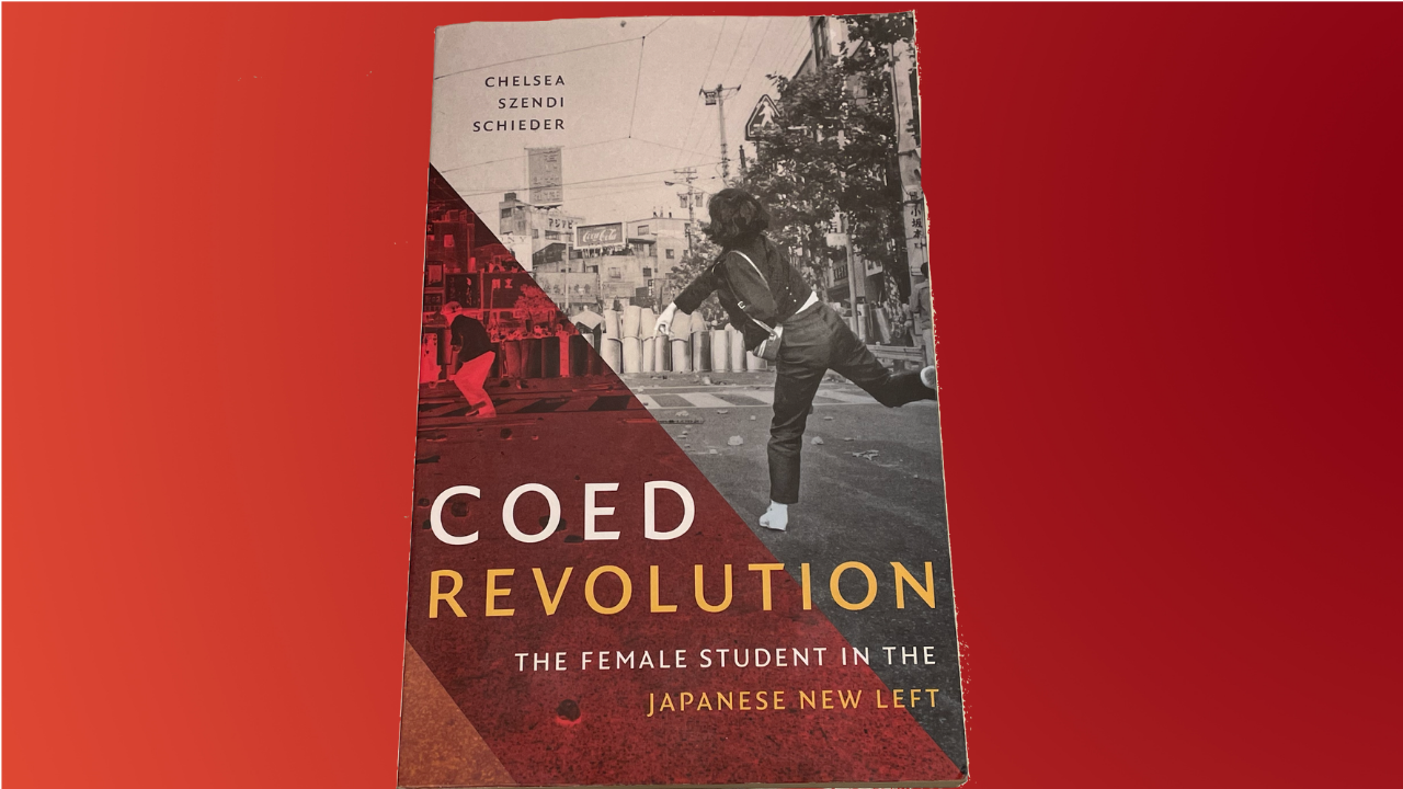 Featured image for Review: Coed Revolution: The Female Student in the Japanese New Left