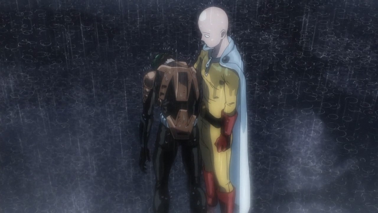 Featured image for One Punch Man: The Power of Humanity and Heroism – Episodes 8 and 9 Analysis