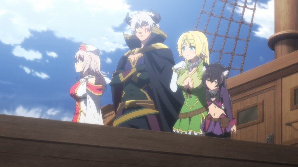 Featured image for How Not to Summon a Demon Lord Ω (Episode 14) – Head Paladin