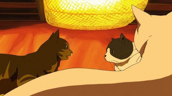 Featured image for Sonny Boy – 09 – 3 Cats and a Kotatsu