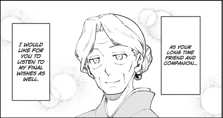 Featured image for Tonikaku Cawaii Chapter 152 (Final Will)