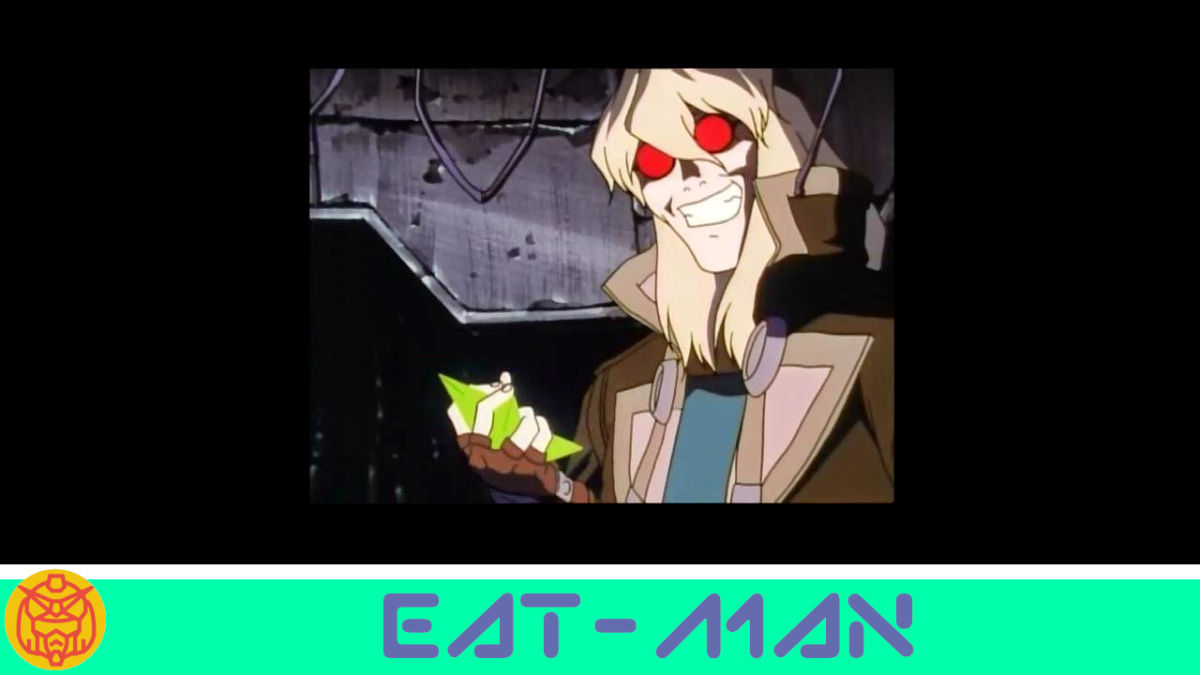 Featured image for Eat-Man: A Vague Man for a Vague World