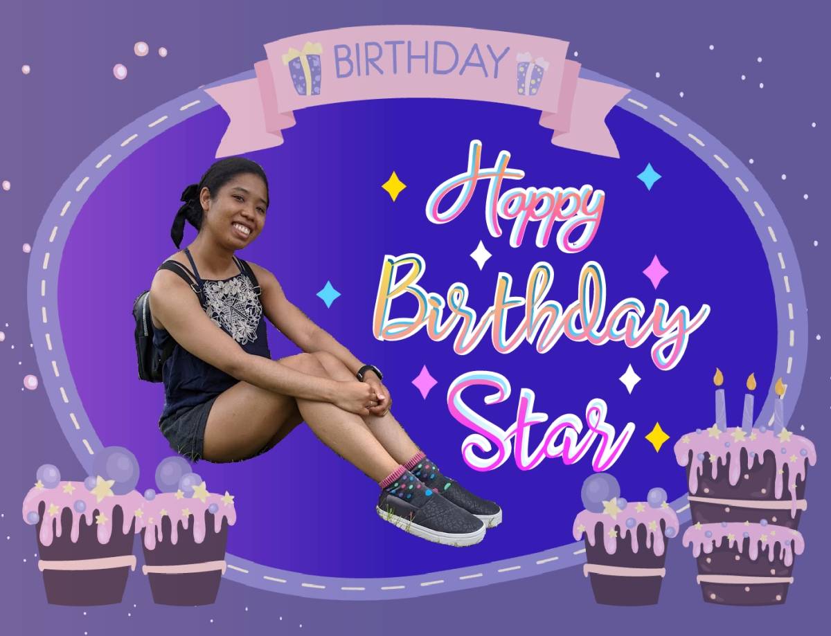 Featured image for Happy Birthday Star! 5 Question we made her answer