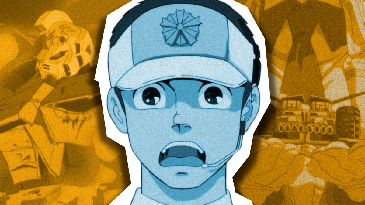 Featured image for Mecha Anime Was Always About The Characters | GITM Podcast Ep. 101