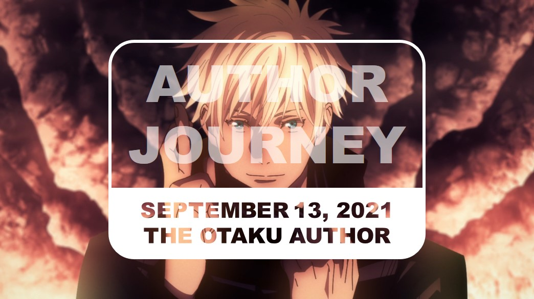 Featured image for Author Journey (September 13, 2021)
