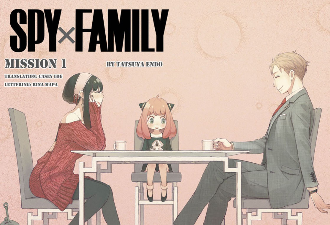 Featured image for Ep. 202: Spy X Family