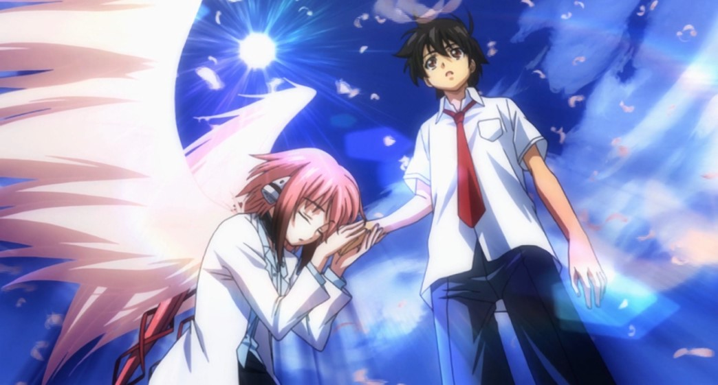 Featured image for Heaven's Lost Property  (Season One)
