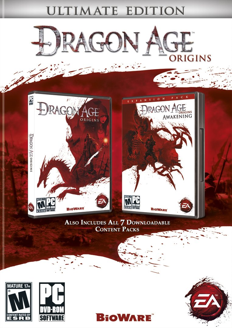 Featured image for The Heroic Tale of Dragon Age. The Tragedy of 2
