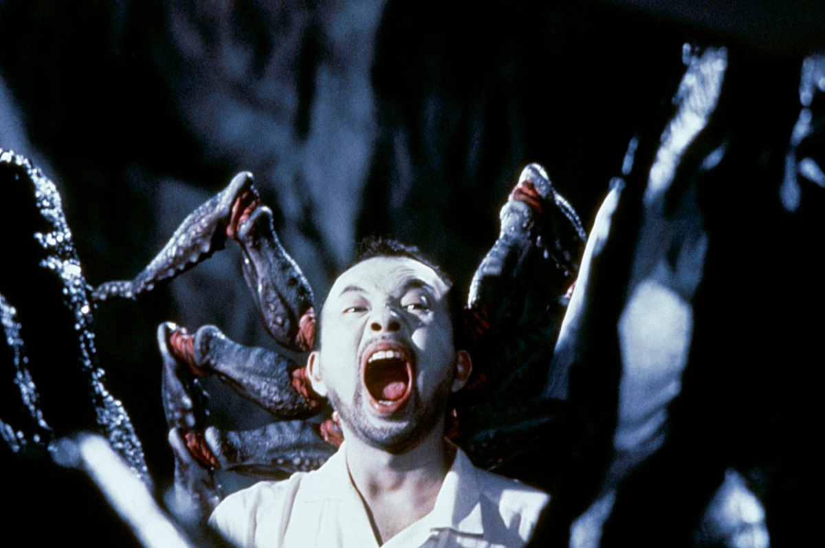 Featured image for Hiruko theGoblin (ヒルコ/妖怪ハンター, Shinya Tsukamoto, 1991)