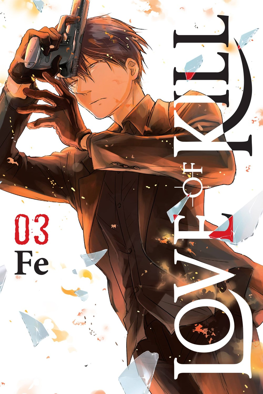 Featured image for Love of Kill Volume 3 Review