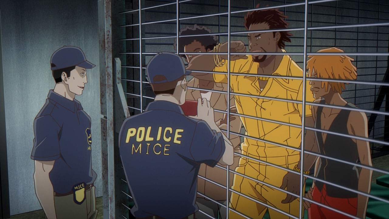 Featured image for Portrayals of Black Masculinity in Carole & Tuesday