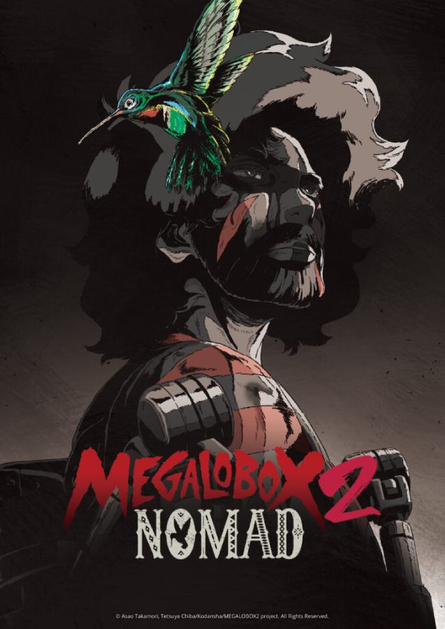 Featured image for Nomad: Megalo Box 2